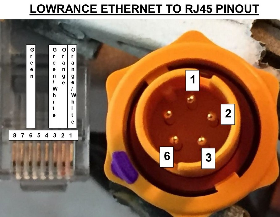 Click image for larger version  Name:Lowrance Ethernet Yellow to RJ-45 pinout-pfithian.jpg Views:33 Size:113.8 KB ID:185506