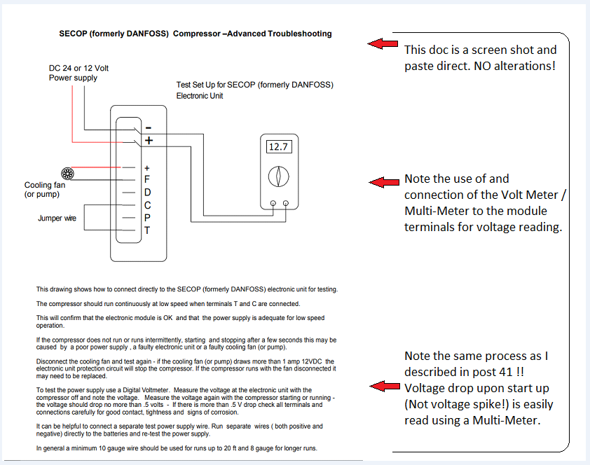 Regulating Voltage To A Fridge Page 2 Cruisers Amp Sailing