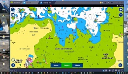 Navionics charts on PC with Bluestacks 4 ! - Cruisers