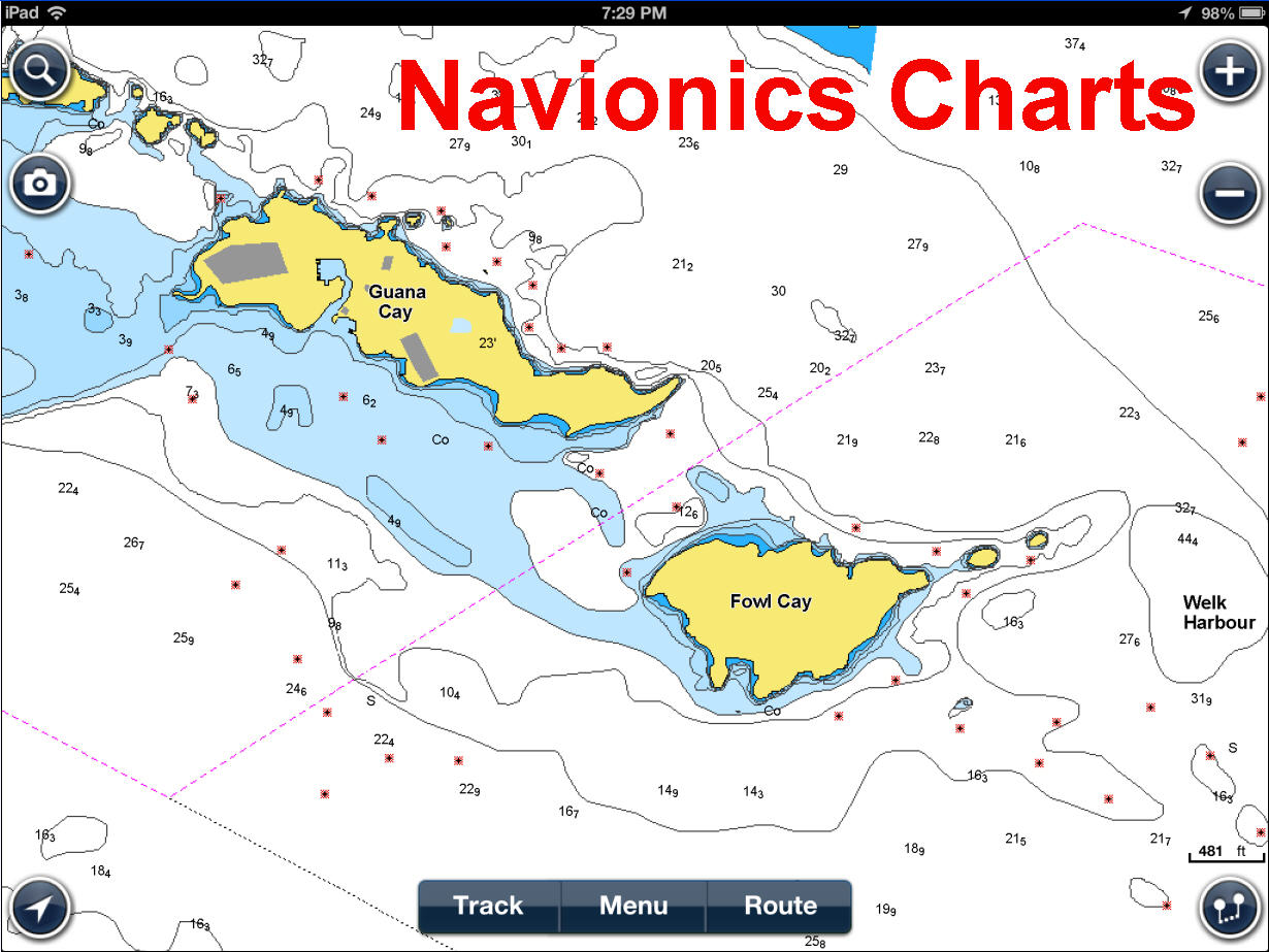 Click image for larger version  Name:Guana and Fowl Cay Bahamas_Navionics.jpg Views:1222 Size:194.6 KB ID:190584
