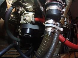 Click image for larger version  Name:Installed Serpatine & Belt Water Pump 28-3-18 (3).jpg Views:93 Size:405.6 KB ID:201810