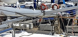 Click image for larger version  Name:Boat, Standing the mast and boom, 28-10-2019 001.jpg Views:40 Size:403.4 KB ID:202214