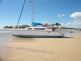 Click image for larger version  Name:Boat At Maroochy,.jpg Views:42 Size:402.4 KB ID:203993