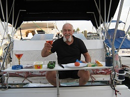 Click image for larger version  Name:Celebrating my first day of retirement and my new Catamaran, Fiji, 2011,.jpg Views:49 Size:418.7 KB ID:203997