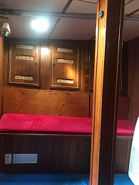 Click image for larger version  Name:inside the cabin, that is where stan sleeps, i am sittnig on the one i sleep on.jpg Views:69 Size:415.6 KB ID:208758
