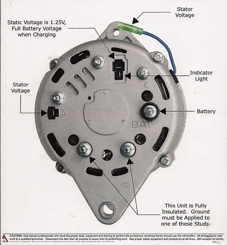 Hitachi 24 Volt Alternator Wiring Diagram