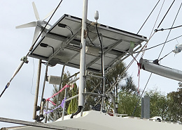Click image for larger version  Name:Solar Final Panel installation..jpg Views:39 Size:168.8 KB ID:220286