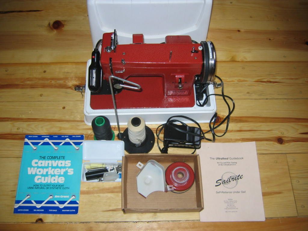 For Sale: Sailrite LS-1 Walking Foot Sewing Machine