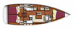 Click image for larger version  Name:Jeanneau Sun Odyssey 409 Owners Version Layout.jpg Views:27 Size:332.5 KB ID:229108
