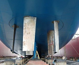 Click image for larger version  Name:Voith Schneider Propeller_1.jpg Views:242 Size:39.7 KB ID:22956