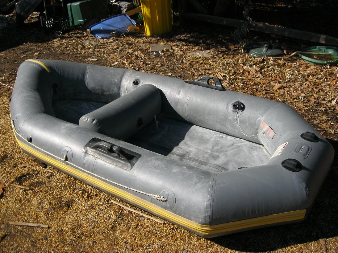 For Sale: Avon Redcrest 9' Inflatable Dinghy $400 obo and
