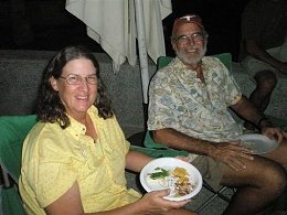 Click image for larger version  Name:Pat and Barry Bolln on Pacific Voyager.JPG Views:91 Size:46.0 KB ID:26485