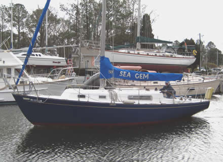 Best Monohull Cruiser / Liveaboard - Cruisers & Sailing Forums