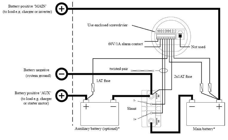 Generator 2000 Watt Inverter Wiring Diagram