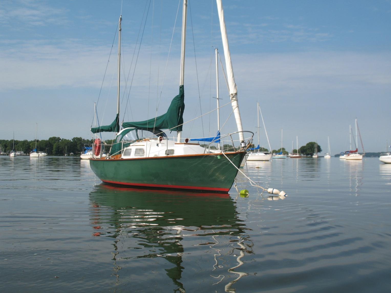 For Sale: Tartan 27 Yawl - Cruisers & Sailing Forums