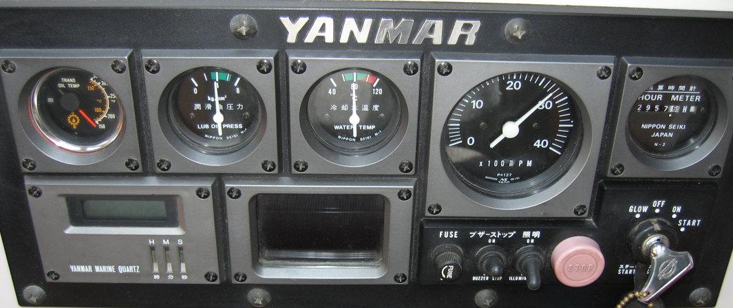 Yanmar 4JH-DTE Electrical Reverse Engineering - Cruisers & Sailing