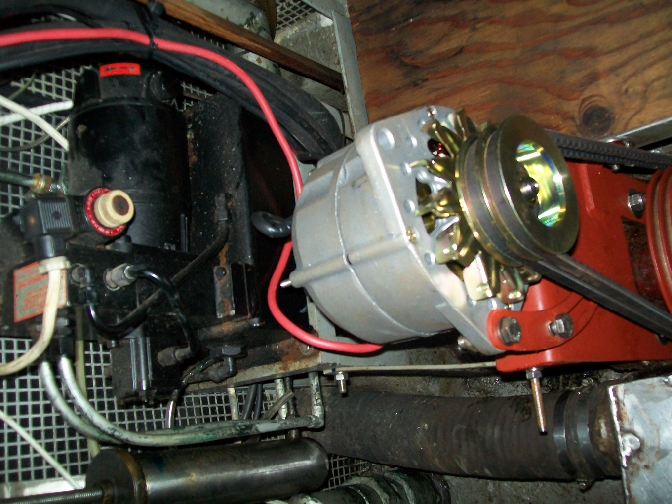 Generator On Prop Shaft Cruisers Sailing Forums Name Acjpgviews 7775size 418 Kb Click Image For Larger Version 100 1432 Views 810 Size 4319