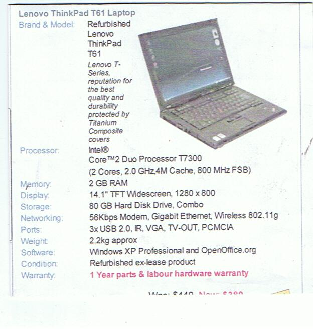 Click image for larger version  Name:Lenovo Laptop.jpg Views:107 Size:53.4 KB ID:31419