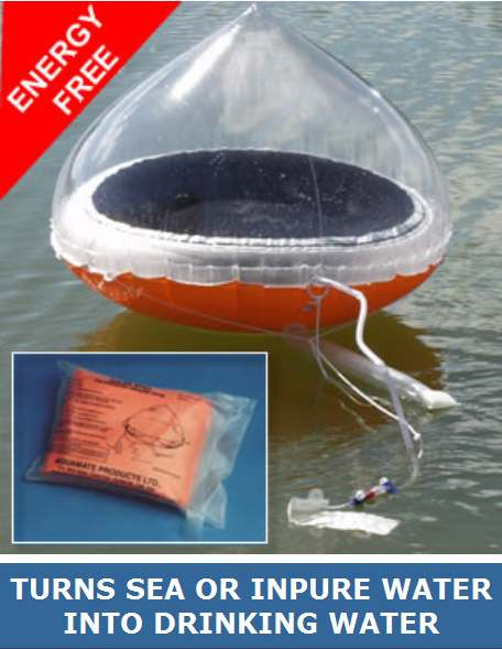 Click image for larger version  Name:Aquamate Solar Still.jpg Views:78 Size:33.9 KB ID:32727