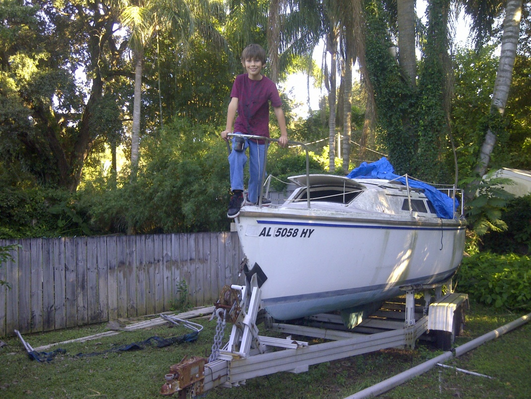 Is a Catalina 22 Seaworthy Enough to Make the Passage from Florida