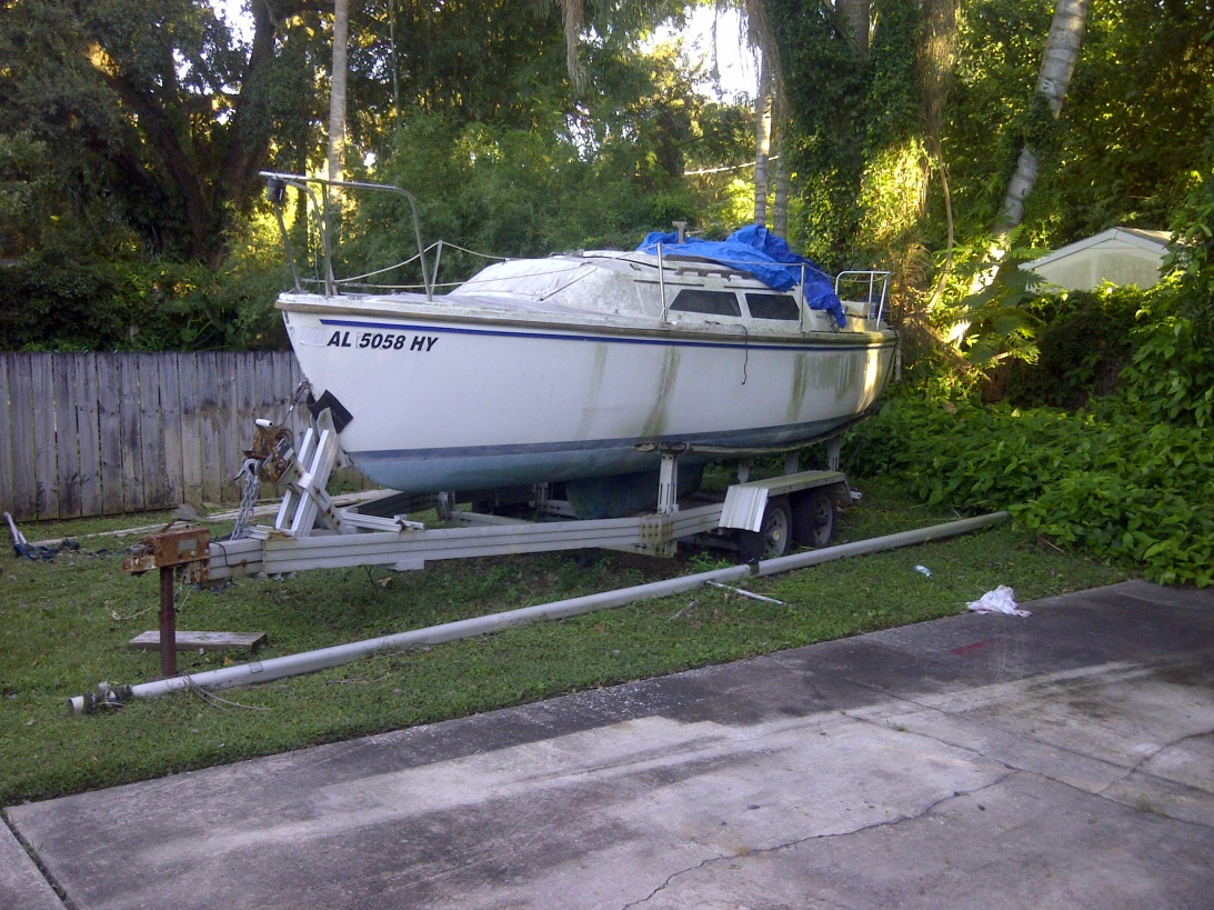 Is a Catalina 22 Seaworthy Enough to Make the Passage from