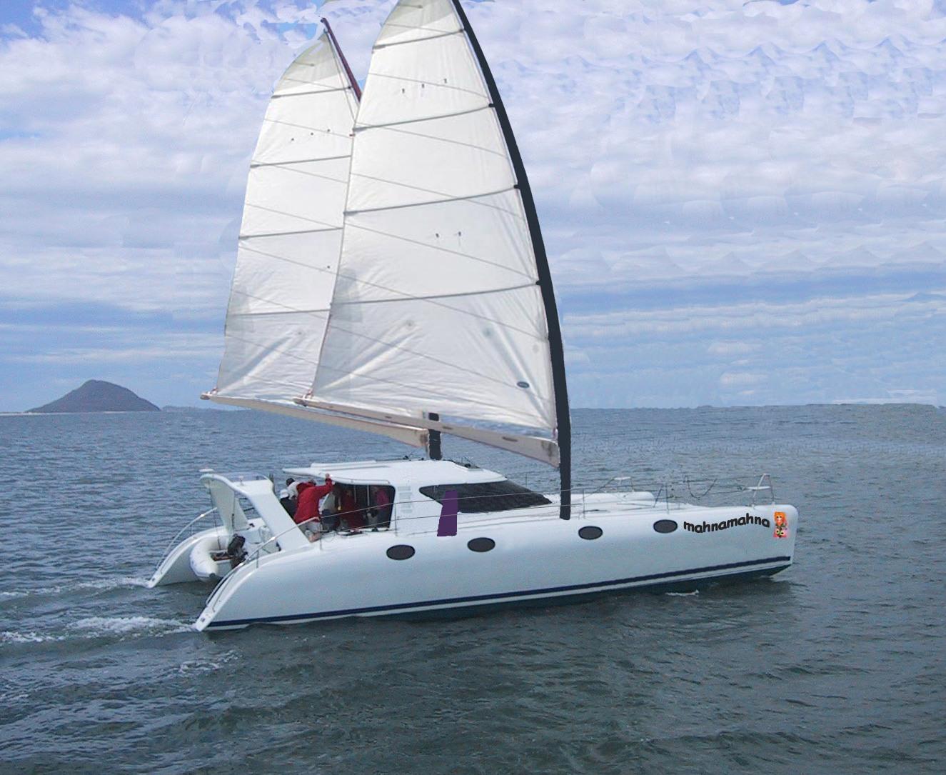 New Bi-Rig Performance Cruiser - Page 4 - Cruisers & Sailing