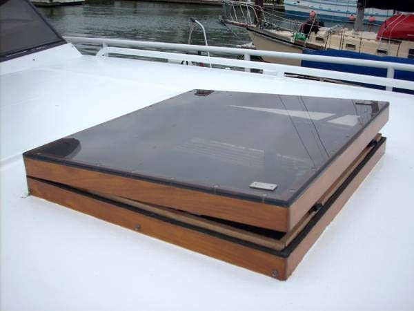 Butterfly Hatch Cruisers Sailing Forums