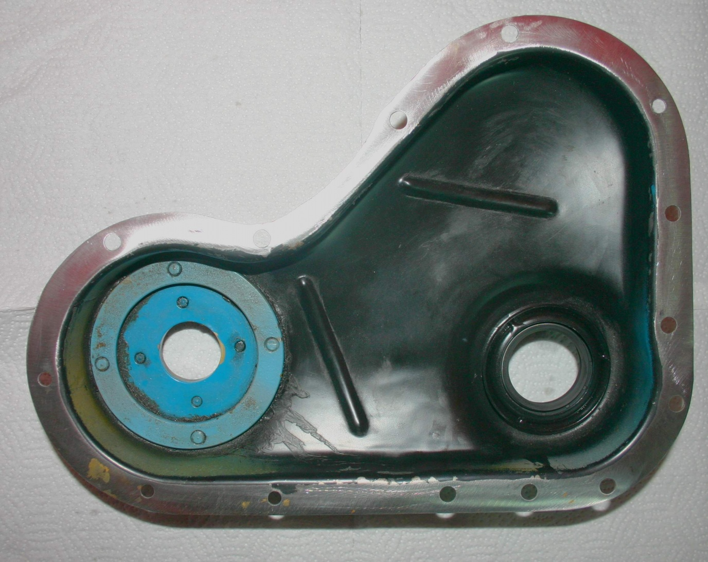 Click image for larger version  Name:3 Timing Cover Cleaned Flange.jpg Views:310 Size:422.0 KB ID:34564