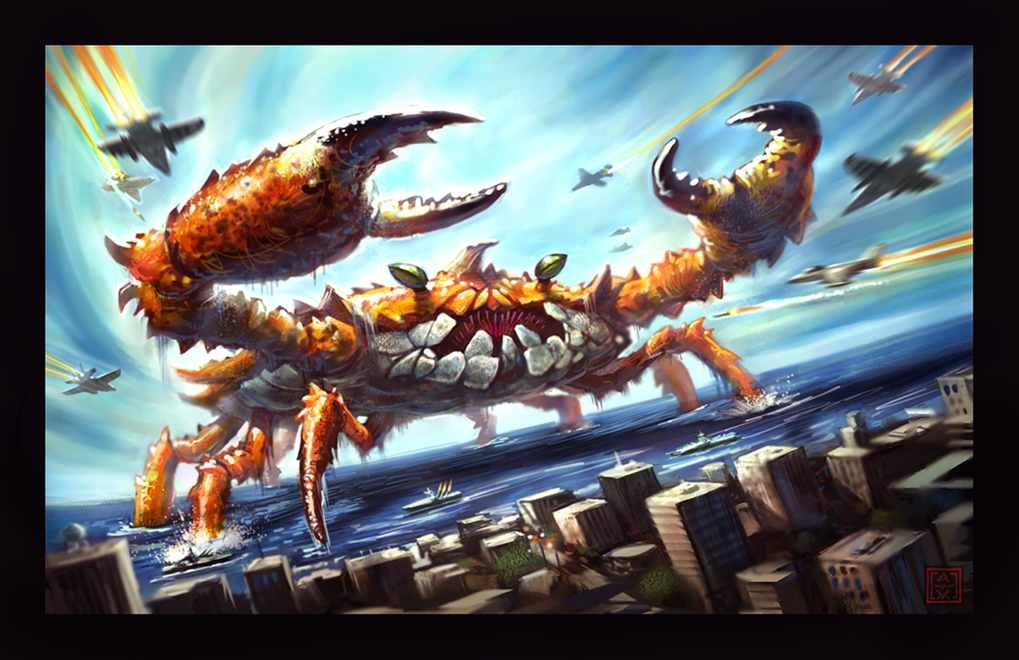 Click image for larger version  Name:Giant_Crab.jpg Views:84 Size:148.1 KB ID:34587