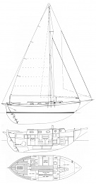 Click image for larger version  Name:westsail_32_drawing.jpg Views:472 Size:81.0 KB ID:35630