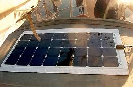 Photos Of Bimini Solar Panel Mounts Page 2 Cruisers