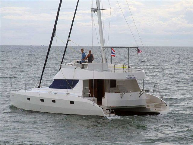 Image result for hk40 catamaran