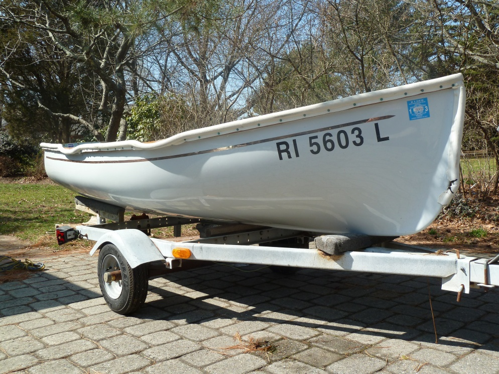 For Sale: Cape Dory 10 Sailing Dinghy - Cruisers & Sailing