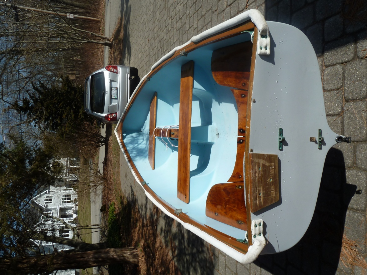 For Sale: Cape Dory 10 Sailing Dinghy - Cruisers & Sailing Forums