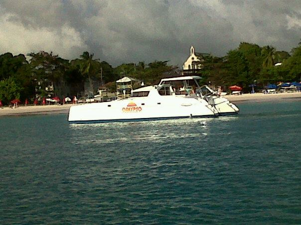 Click image for larger version  Name:calypso in water .jpg Views:305 Size:53.5 KB ID:39146