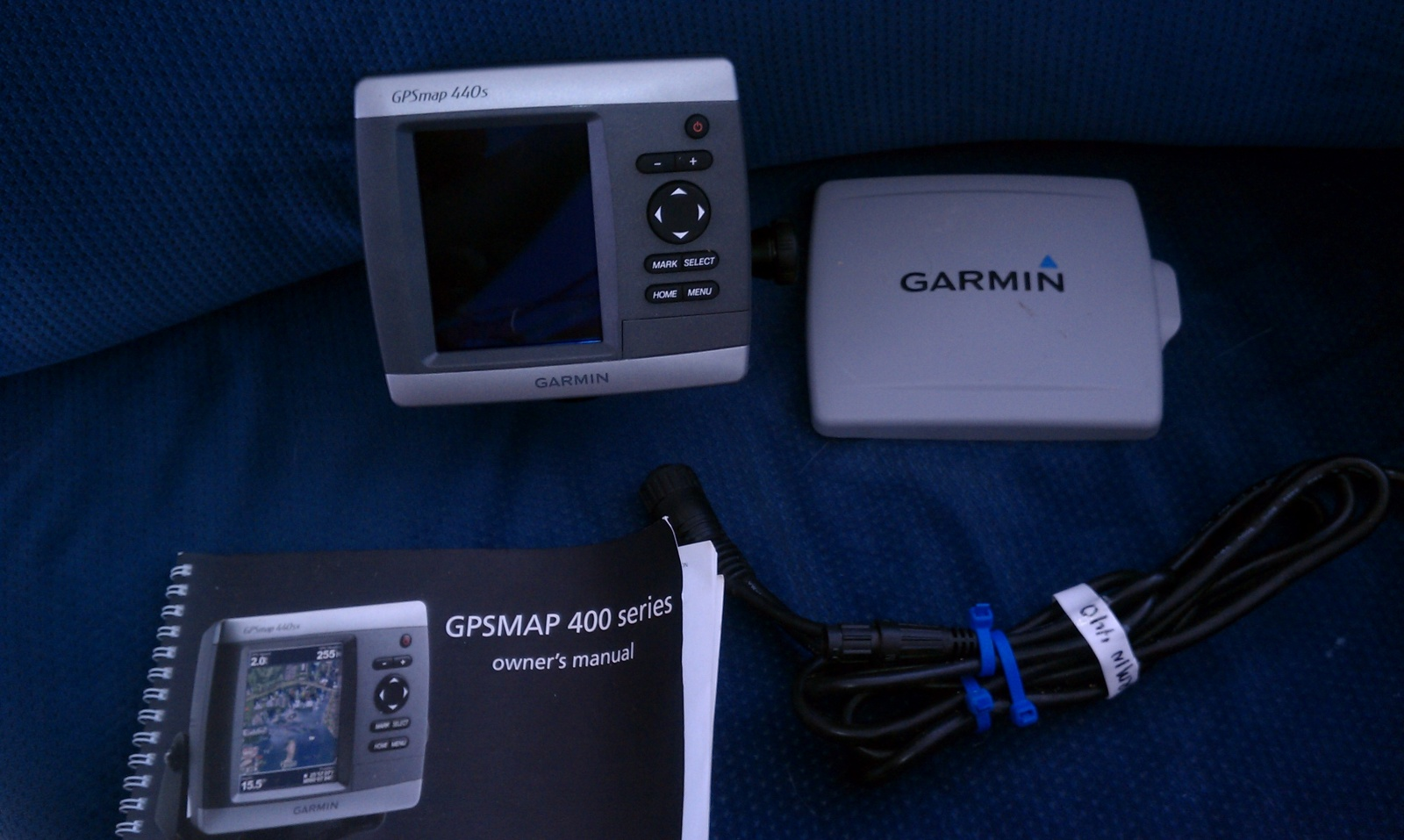 For Sale: Garmin GPSmap 440s (used) - Cruisers & Sailing Forums on