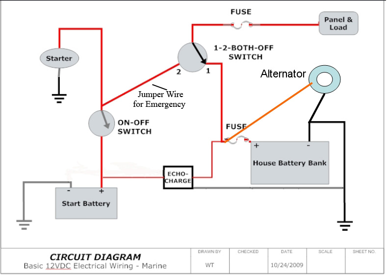 battery switch wiring cruisers sailing forums click image for larger version basic12vdcr jpg views 698 size 95 4