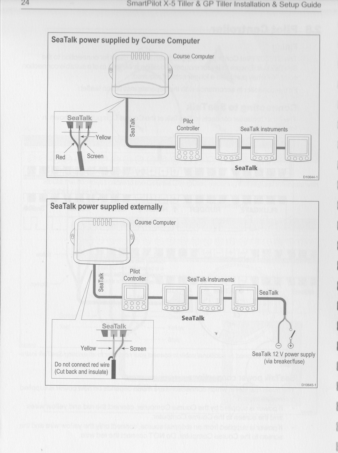 Connecting Raymarine E7d To Autopilot Cruisers Sailing Forums Nmea 0183 Cable Wiring Diagram Click Image For Larger Version Name Seatalk Views 1490 Size 4033