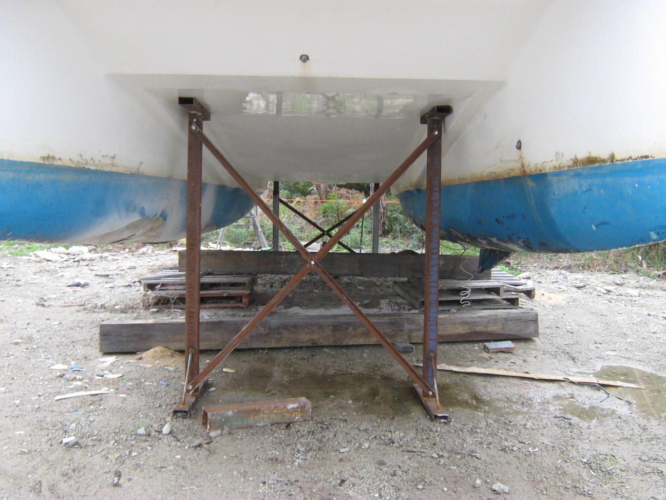 Click image for larger version  Name:Boat repairs in progress at Yaringa. June 2012 005.jpg Views:161 Size:428.0 KB ID:42443
