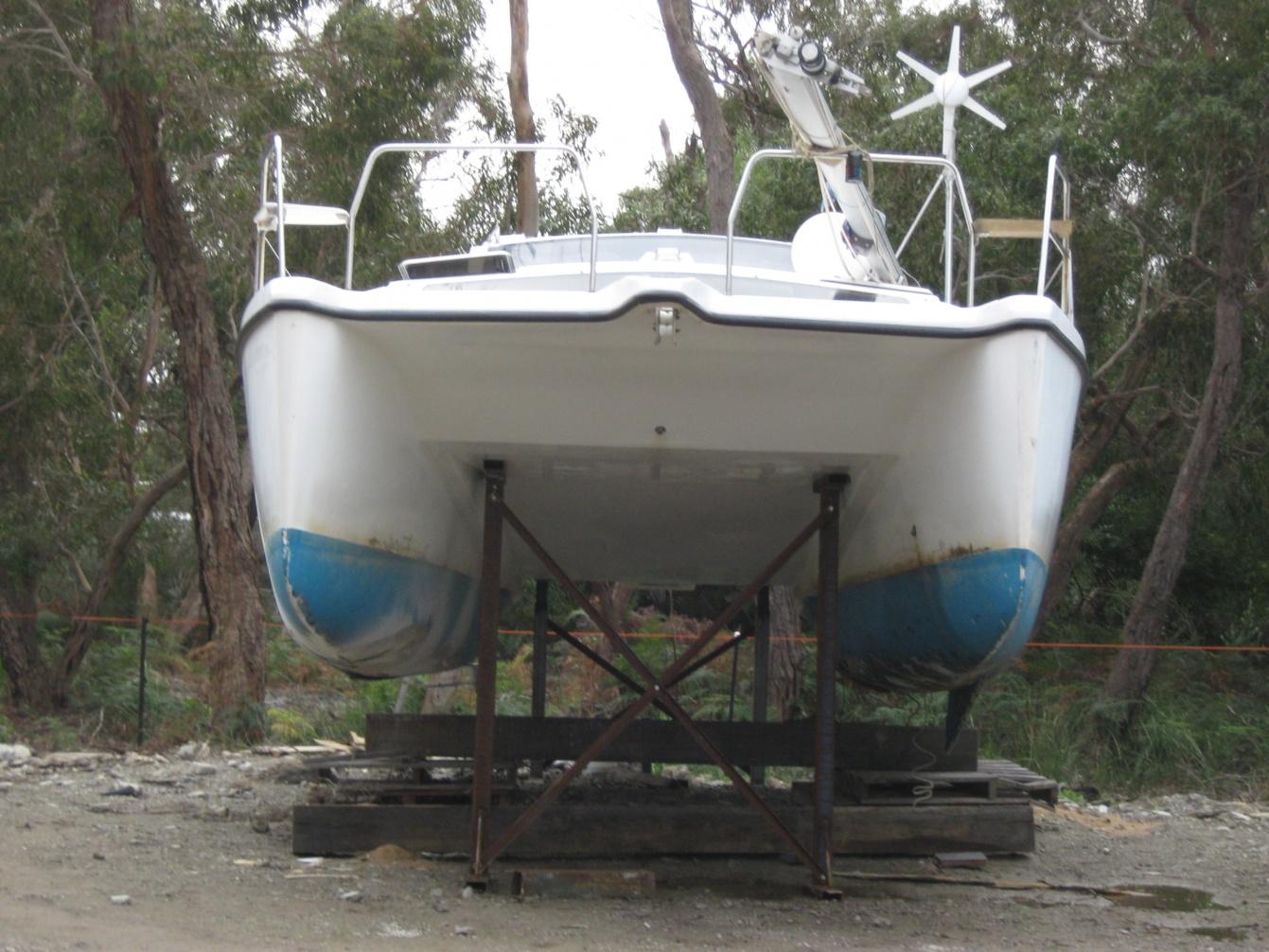 Click image for larger version  Name:Boat repairs in progress at Yaringa. June 2012 007.jpg Views:144 Size:424.3 KB ID:42451