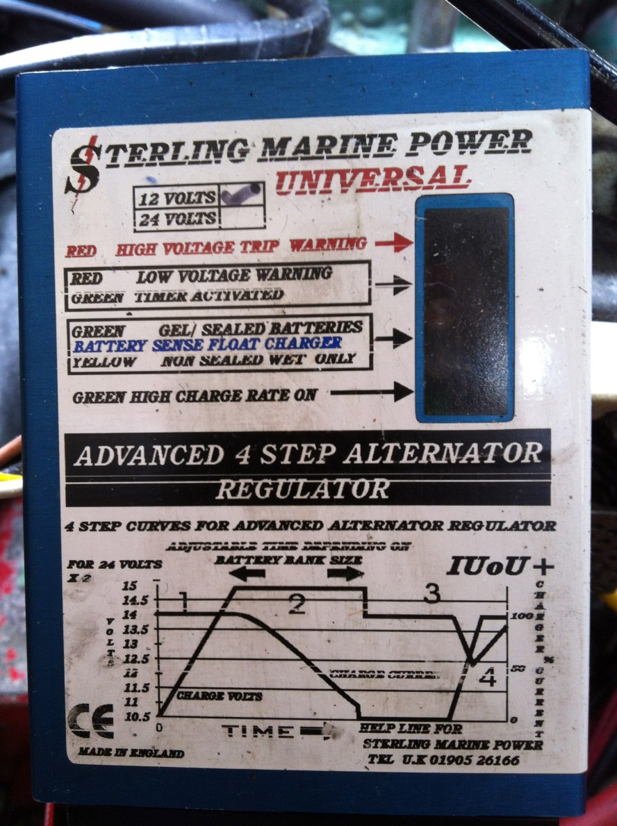Alternator Keeps Dying Cruisers Sailing Forums Adverc Wiring Diagram Click Image For Larger Version Name Img 1153 Views 154 Size 4230