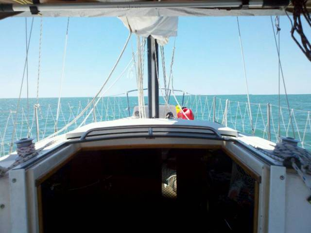 Click image for larger version  Name:leilani companionway view.jpg Views:143 Size:31.3 KB ID:42837