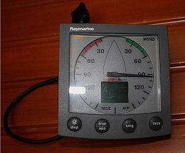 For Sale Raymarine St60 Speed Depth Wind Instrumnets