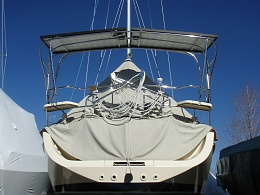 Solar Panel Mounting On Bimini Page 5 Cruisers