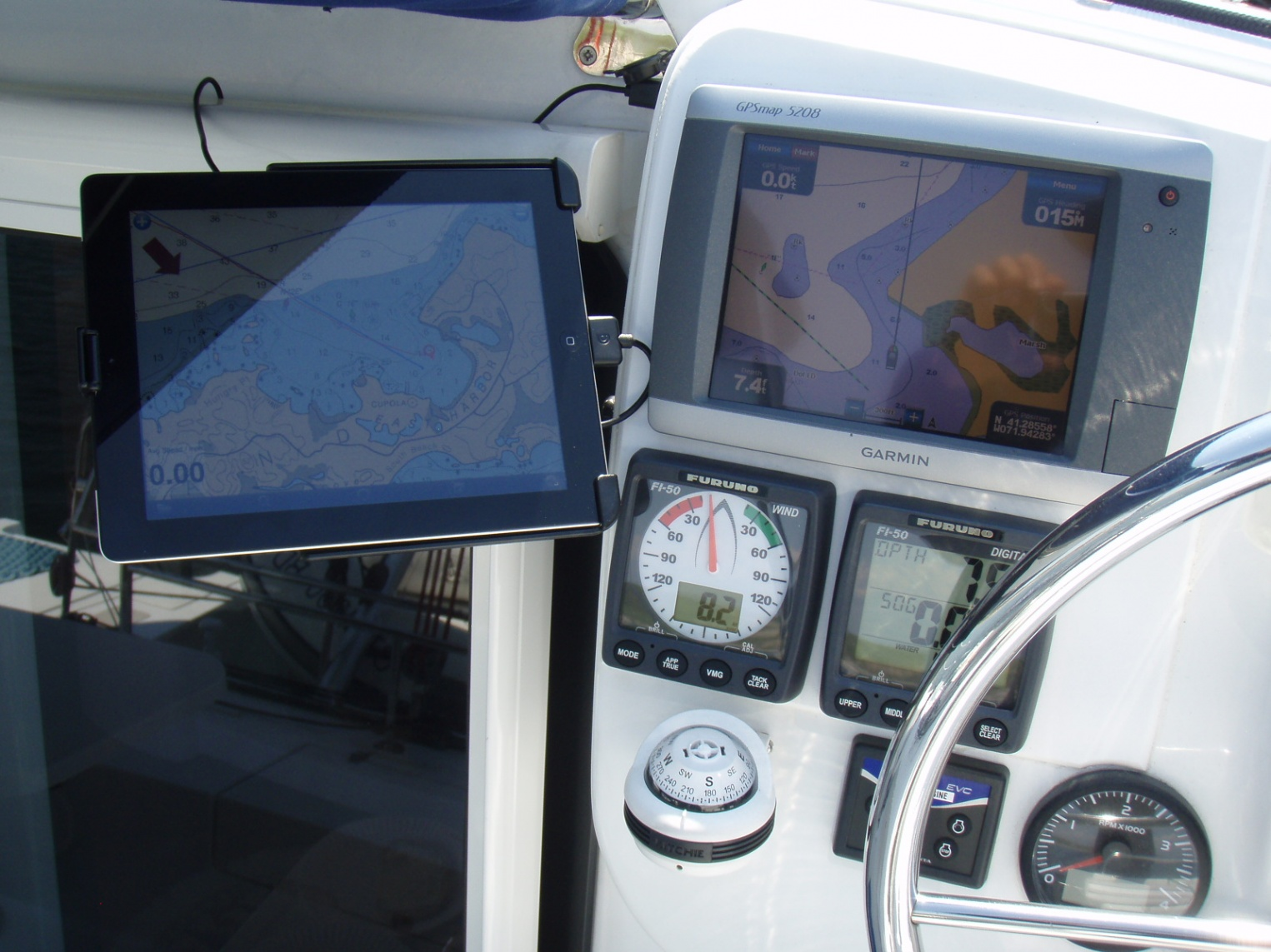 Click image for larger version  Name:iPad at the helm.jpg Views:127 Size:396.2 KB ID:53898
