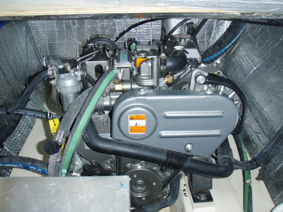 Click image for larger version  Name:Gemini Legacy 35 under bed engine 1.jpg Views:605 Size:389.8 KB ID:54261