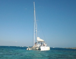 Click image for larger version  Name:Lagoon 450 damaged in the Bahamas.jpg Views:3834 Size:75.8 KB ID:54707