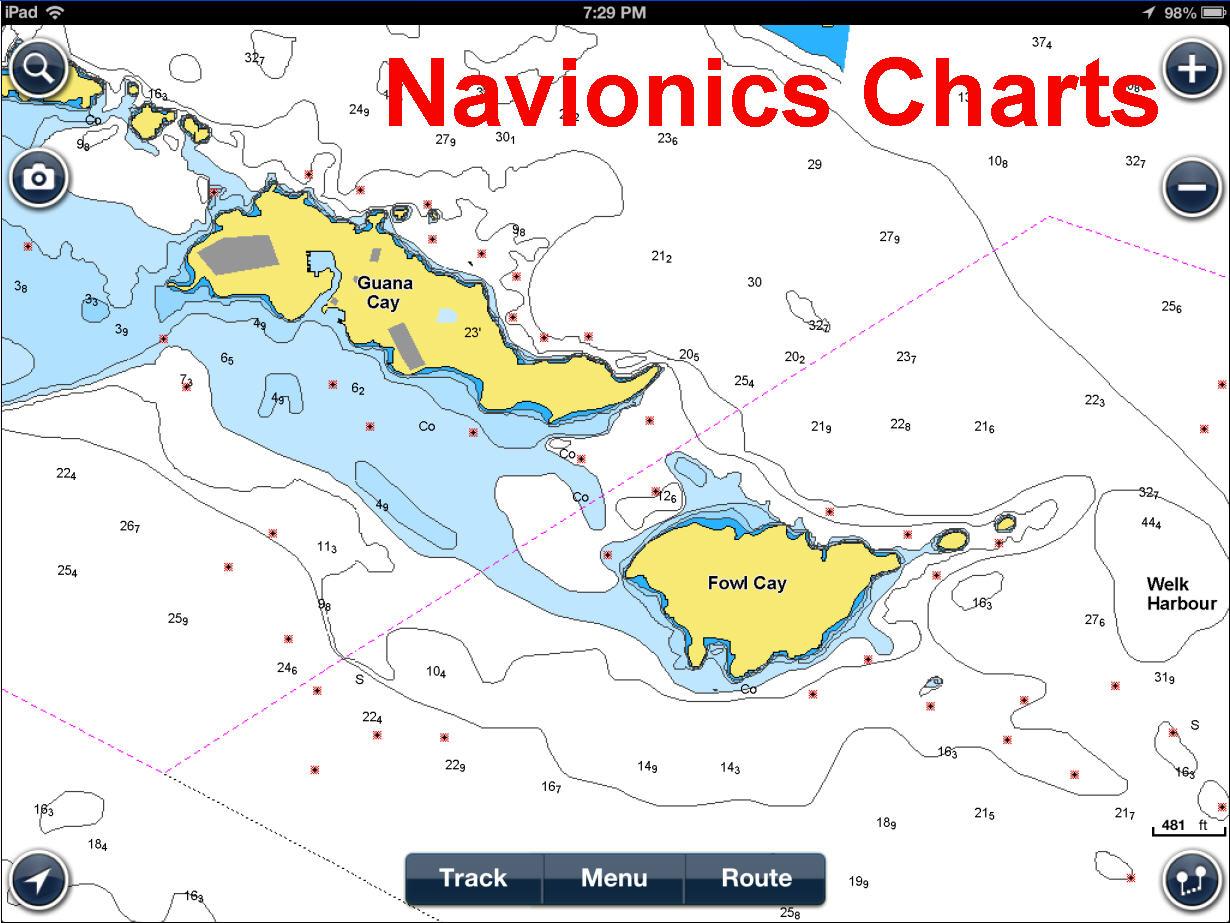 Click image for larger version  Name:Guana and Fowl Cay Bahamas_Navionics.jpg Views:356 Size:194.6 KB ID:54845