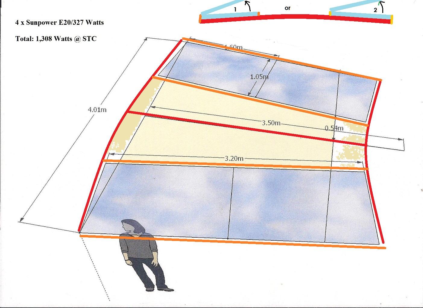 Click image for larger version  Name:Hinge Sunpower E20-327 Watt Bimini Fit EM.jpg Views:138 Size:375.0 KB ID:57491