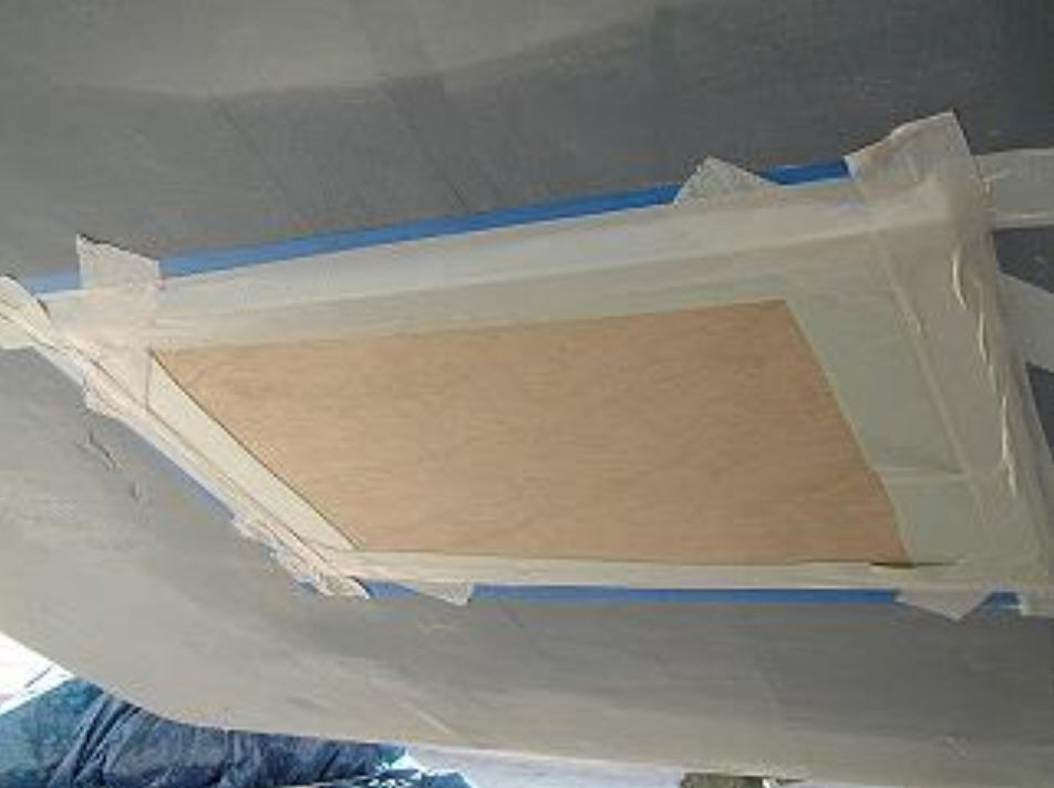 Click image for larger version  Name:Plywood and Ducktape boat repair.jpg Views:1669 Size:53.2 KB ID:58639